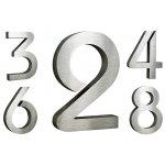 Hausnummer in 3D
